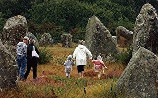 布列塔尼巨石 撲朔迷離未知古老文明