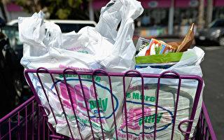加州2016年起禁止超市使用一次性塑料袋