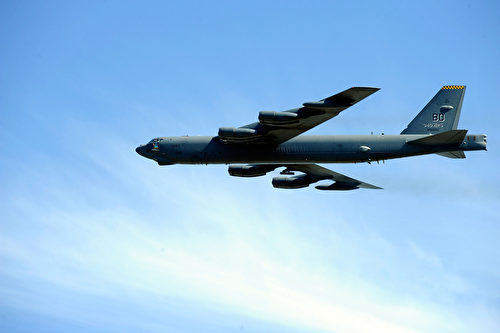 B-52轟炸機。(Jason Smith/Getty Images)