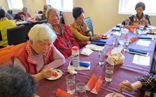 嘉市推动老人健康饮食共餐运动