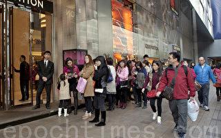 陆客涌香港 酒店房价暴涨每晚1.8万港币