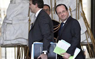 法國總統支持率 首跌破20%