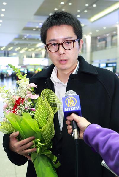 神韵国际艺术团乐团指挥(全宇/大纪元)