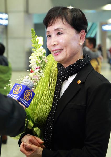 神韵国际艺术团团长张铁钧(全宇/大纪元)