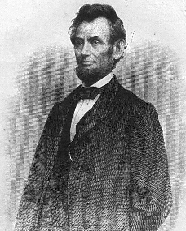 亚伯拉罕•林肯(维基百科公共领域)