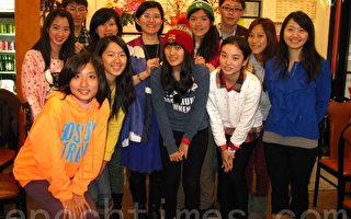 臺惠文高中師生訪美促國際交流