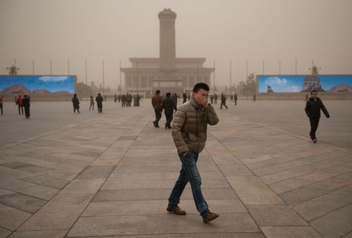 京津冀拼藍天5個月 史上最嚴停工令惹議
