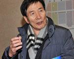 """首尔大学总同窗会副会长徐玉植说:""""神韵是每个人都一定要来看一次的演出。""""(郑仁权/大纪元)"""
