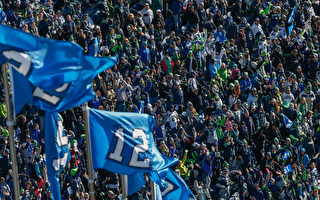 七十万球迷游行庆祝西雅图海鹰队夺冠
