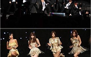 第3届GAON CHART颁奖 SISTAR、EXO大赢家