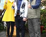 左起为:李娅莎、王俊杰、陈明章。(马拉音乐提供)