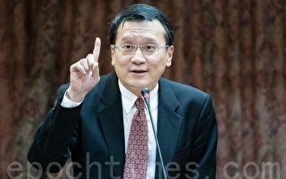 朱敬一證實請辭 台科技部長待宣布