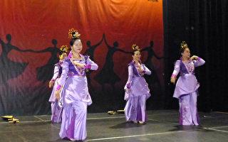 中華絢麗文化 再現洛杉磯旅遊展