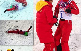 冬奧賽程過半 盤點運動員大喜大悲歷程