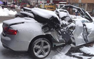 车毁两华裔亡 议员提醒注意安全