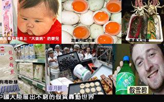 【顏丹】「中國假貨全球第一」該賴誰?