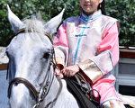 方馨將在古裝大戲《龍飛鳳舞》中扮演朝廷特務。(民視提供)