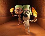 《天才眼鏡狗》劇照。(福斯提供)