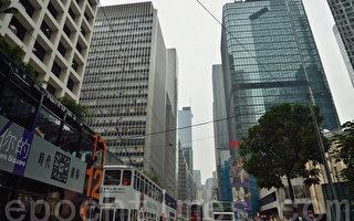 香港二月工商舖買賣314宗陷癱瘓