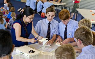 西澳雷德克利夫小學舉辦中國文化活動