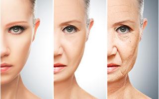 人体器官衰退时间表 19岁半第一条皱纹爬上脸