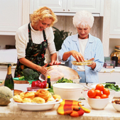葷素菜分開處理  食品安全保障多