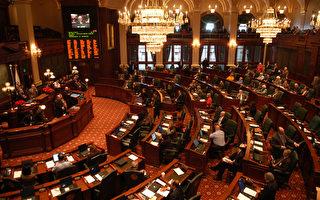 美国伊州众议院全票通过决议案 谴责中共活摘