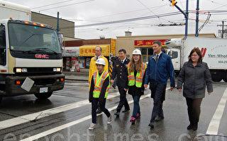 溫市修繕奪命路口 行人被撞明顯改善