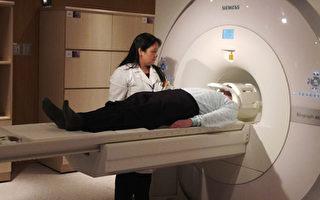 磁振结合正子 一次检查低辐射