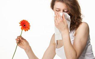 及早預防季節性過敏 避免併發症