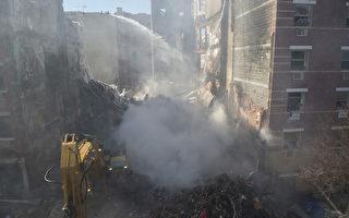 调查确认曼哈顿爆炸现场煤气泄漏