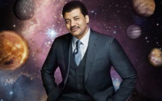 《宇宙大探索》由著名天文物理学家尼尔•迪格拉斯•泰森主持。(福斯国际电视网提供)