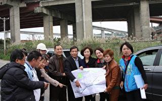 平镇市系统交流道桥下变身运动公园