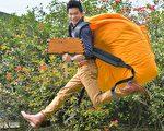 《我的自由年代》飾演日祈角色的姚淳耀,最近接手主持《愛台客》之《在台灣的故事》。(三立提供)
