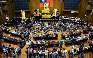 外媒讚台灣學運有序 助民主深化