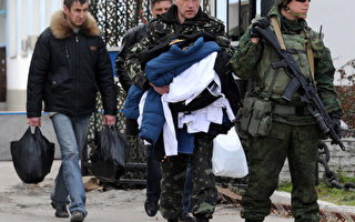 烏克蘭促克島建非軍事區 擬從克島撤軍撤眷
