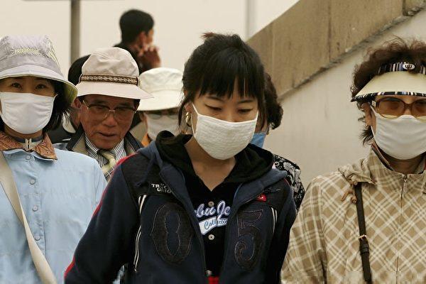 空污全球每年致死700萬 北京陰霾併發症日死千人