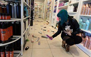 洛杉磯發生5.1級地震逾20餘震 市長籲防震