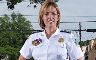 最有权势女性 D.C.女警长名列其中