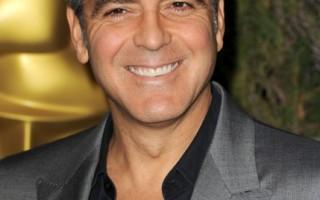 喬治•克魯尼(George Clooney)資料照。(Kevin Winter/Getty Images)