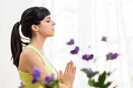 靜心、冥想、煉氣功、打坐等等,可開啟人類的潛在功能。(圖片來源:Fotolia)
