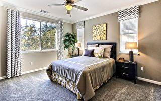 公寓風景線:讓卧室成為放鬆身心的避風港