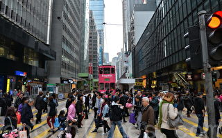 97后香港经济增长亚洲垫底