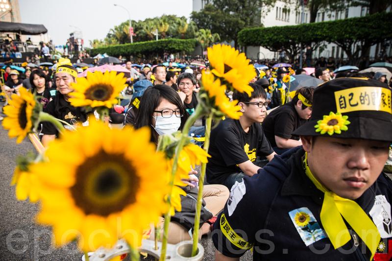 日《外交家》評太陽花:看到台灣未來