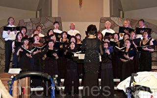 聖地亞哥華聖合唱團 2014春季演唱會舉行