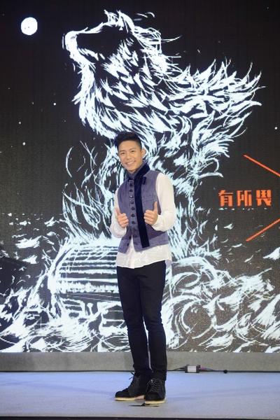 韋禮安4月2日在台北舉辦全亞洲發片記者會。(福茂提供)