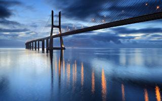 組圖:歐洲最長橋樑 瓦斯科•達伽馬大橋