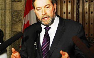 組圖:陳方安生李柱銘訪問加拿大國會