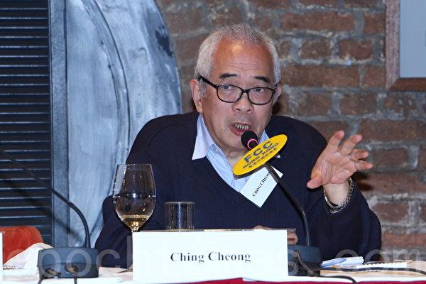 港媒接北京电话后抽稿普遍 程翔:前所未有的恶劣