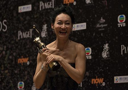 HONG KONG-ENTERTAINMENT-FILM-AWARDS